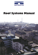 Roof systems manual