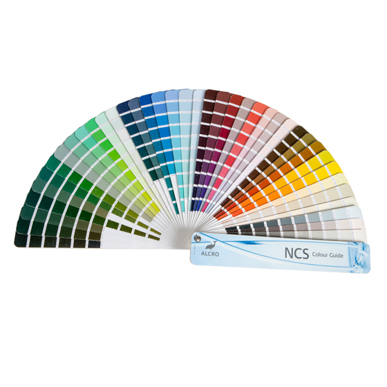 Parafon Detail NCS Colour Chart 2