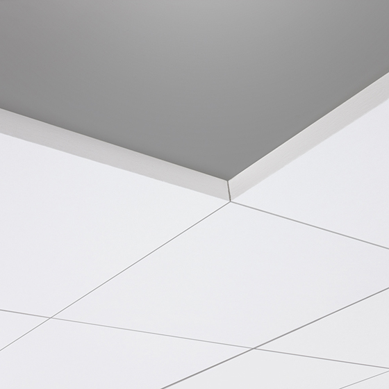 Smooth pro ceiling tiles