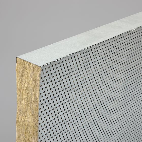 Parafon Perforated Steel Cassette Paroc Com