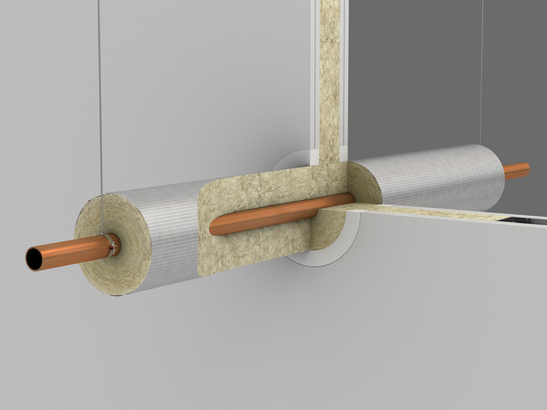 Pipe penetrations for How to insulate copper pipes