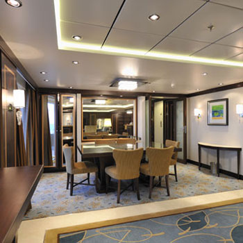 Oasis of the Seas Royal Suite