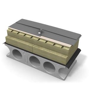 Flat Roofs Hollow Core Concrete Slabs Paroc Com