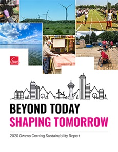Owens Corning Sustainability Report