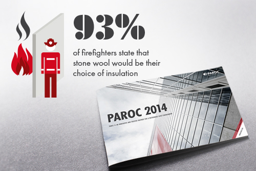Paroc sustainability report 2014