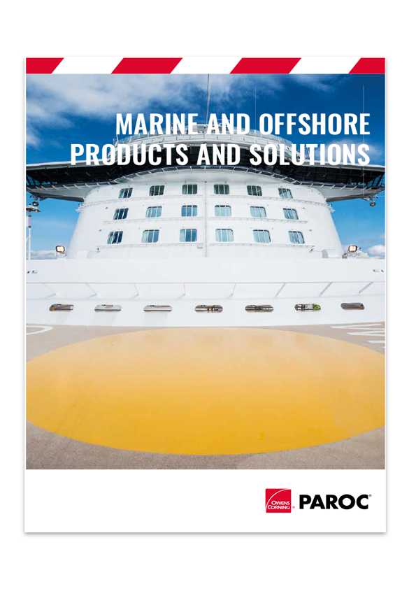 Catalogue Marine and Offshore products and solutions